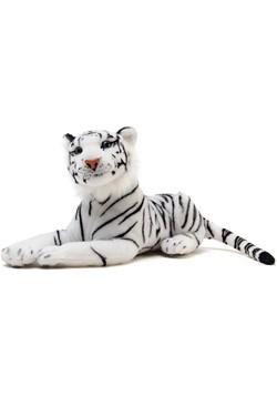Saphed the White Tiger Animal Plush Alt 4