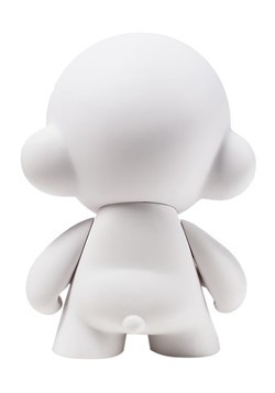 "7"" MunnyWorld Munny Blank Art Toy Alt 1"