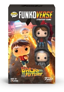 Pop! Funkoverse: Back to the Future 100 - Expandalone