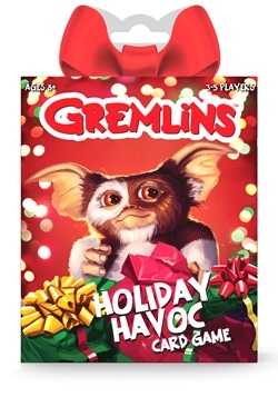 Signature Games: Gremlins Holiday Havoc Card Game