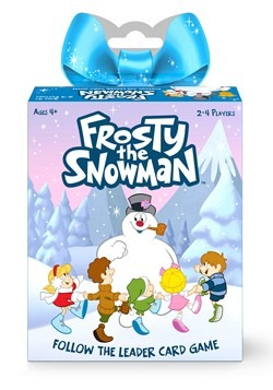 Signature Games: Frosty the Snowman Card Game