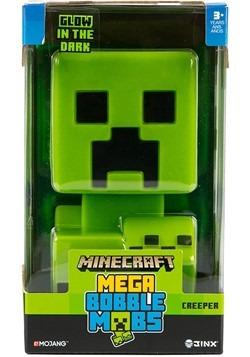 Minecraft Creeper Mega Bobble Mob Alt 3