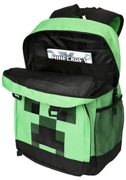 Minecraft Creepin Up Backpack Alt 1