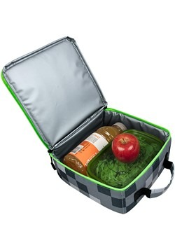 Minecraft Creepy Creeper Lunch Box Alt 1