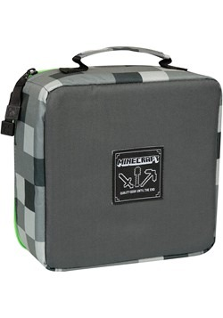 Minecraft Creepy Creeper Lunch Box Alt 2