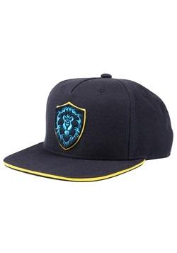 World of Warcraft Alliance Snapback Hat