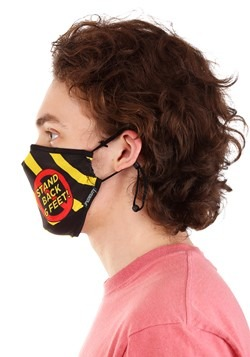 Stand Back Protective Fabric Face Covering Mask Alt 1
