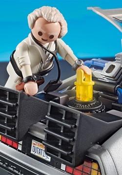 Playmobil Back to the Future DeLorean Alt 2