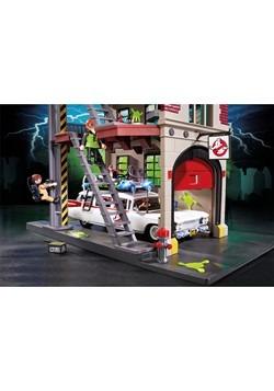 Playmobil Ghostbusters Firehouse Alt 1