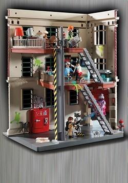 Playmobil Ghostbusters Firehouse Alt 2
