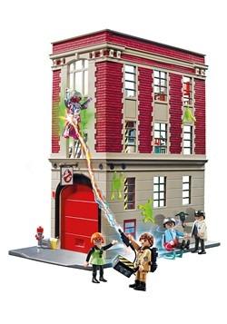 Playmobil Ghostbusters Firehouse Alt 3