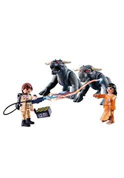 Playmobil Venkman and Terror Dogs Alt 3