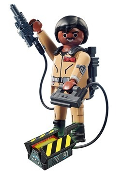 Playmobil Ghostbusters Collector's Edition W. Zeddemore Alt