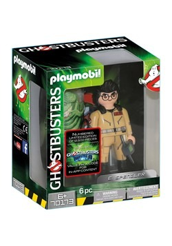Playmobil Ghostbusters Collector's Edition E. Spengler