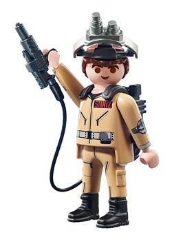Playmobil Ghostbusters Collector's Edition R. Stantz Alt 1
