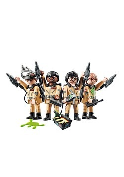 Playmobil Ghostbusters Collector's Set Ghostbusters Alt 1