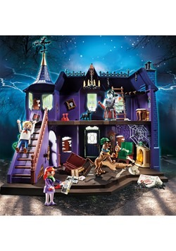 Playmobil SCOOBY-DOO! Adventure in the Mystery Mansion Alt 1
