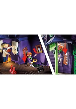 Playmobil SCOOBY-DOO! Adventure in the Mystery Mansion Alt 3
