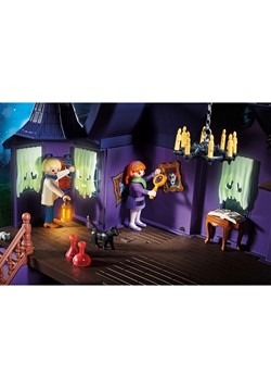 Playmobil SCOOBY-DOO! Adventure in the Mystery Mansion Alt 4