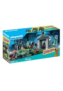Playmobil SCOOBY-DOO! Adventure in the Cemetery