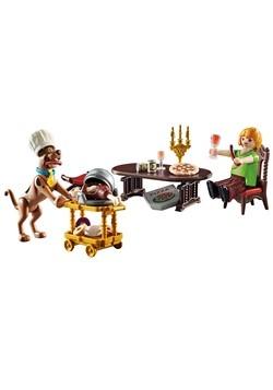 Playmobil SCOOBY-DOO! Dinner with Shaggy Alt 2