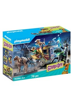 Playmobil SCOOBY-DOO! Adventure in the Wild West