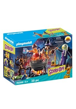 Playmobil SCOOBY-DOO! Adventure in the Witch`s Cauldron