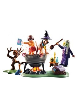 Playmobil SCOOBY-DOO! Adventure in the Witch`s Cauldron Alt