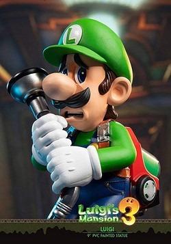 Luigi's Mansion 3 PVC Statue Alt 2