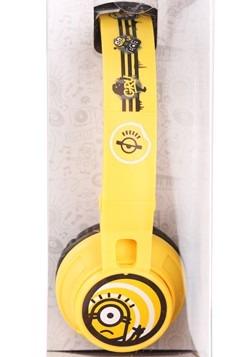 Minions 2 Bluetooth Youth Headphones Alt 2