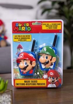 Super Mario Bros Mid Range Walkie Talkies