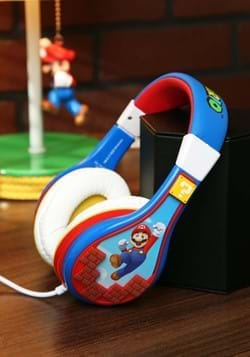Super Mario Bros Youth Headphones-update