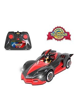 Sonic the Hedgehog Shadow R/C Car w/ Turbo Boost