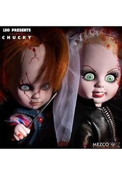 Living Dead Dolls Chucky & Tiffany Box Set Alt 1