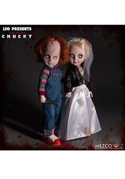 Living Dead Dolls Chucky & Tiffany Box Set Alt 3