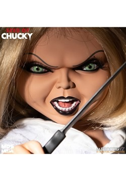 Tiffany Seed of Chucky Version Mega Scale Talking Doll Alt 1