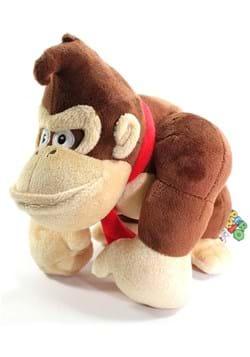 """Donkey Kong 10"""" Plush"""