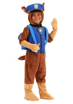 Kids Paw Patrol Deluxe Chase Costume
