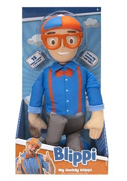 Blippi Feature Figure