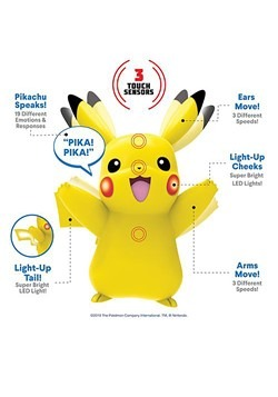 Pokémon My Partner Pikachu Alt 2