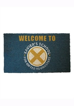 X-Men Gifted School Doormat