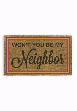 Mister Rogers - Won't You by My Neighbor Doormat