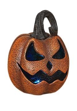 """15.75""""H Lighted Halloween Pumpkin"""