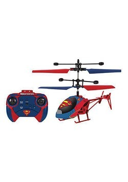 DC Superman 2CH IR Helicopter