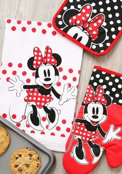 Minnie Surprise 3pc Kitchen Textile Set