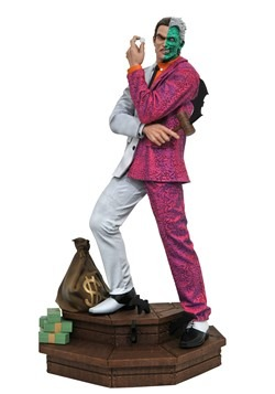 DC GALLERY TWO FACE PVC STATUE