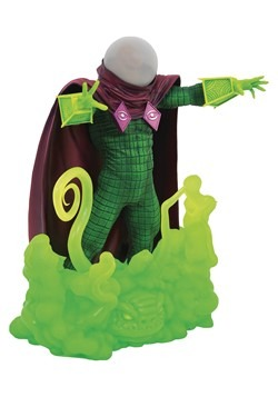 DIAMOND SELECT MARVEL GALLERY COMIC MYSTERIO PVC STATUE