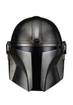 STAR WARS The Mandalorian Collector's Helmet