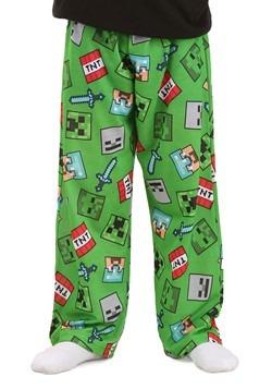 Minecraft Pajama Pants