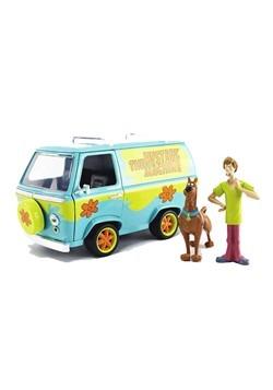 Mystery Machine w/ Shaggy & Scooby Doo 1:24 Die Ca